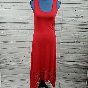 NWT CoralMaxi Dress by Cupio